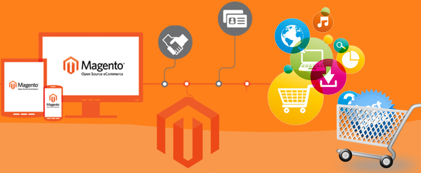magento for ecommerce website
