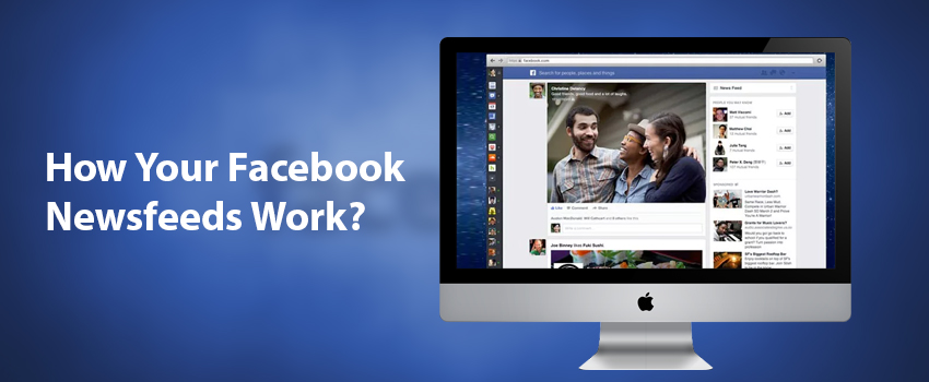 how facebook newsfeed works